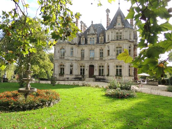 Chateau Saint-Martial