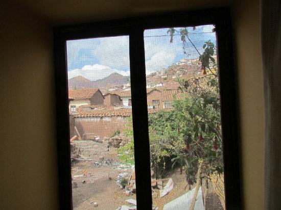 Hostal Quipu Cusco: ventana