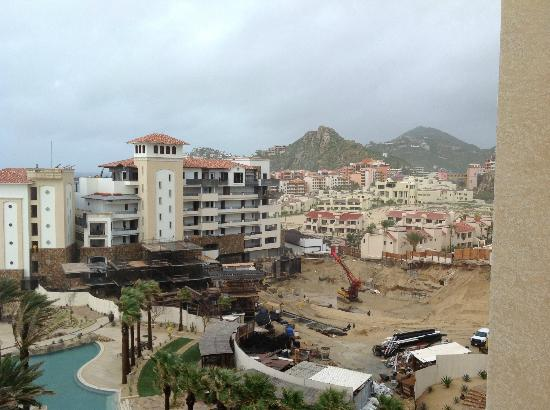 Grand Solmar Land's End Resort & Spa: Grand Solmar, under construction for 2 more years
