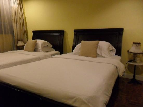 Davinci Suites & Le Spa: Comfortable beds !!