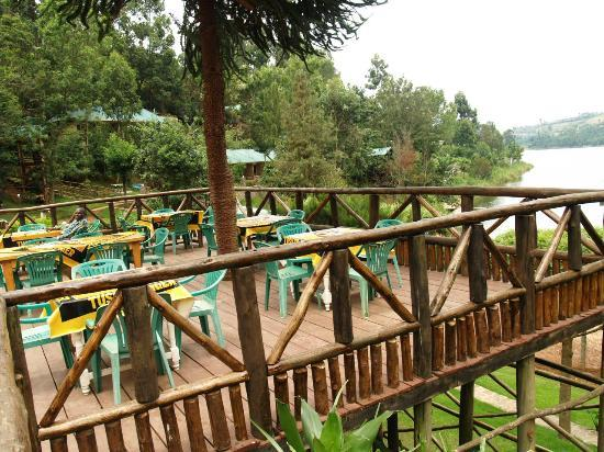 ‪Lake Bunyonyi Overland Resort‬