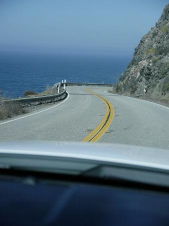 Blue Sail Inn : The PCH1, the greatest drive on earth