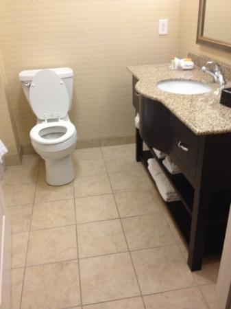 La Quinta Inn &amp; Suites Savannah Airport - Pooler: Bathroom