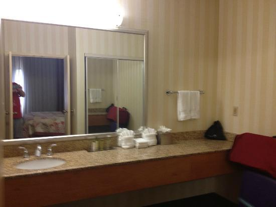 DoubleTree Suites by Hilton Hotel Orlando - Lake Buena Vista: Bathroom 1