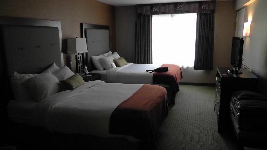 Holiday Inn Express Hotel & Suites Bozeman West: Priceline-Zimmer