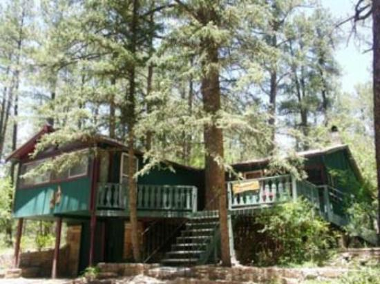 Whispering Pine Cabins Ruidoso New Mexico Campground