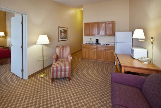 Country Inn & Suites By Carlson, Omaha West: CountryInn&Suites Omaha Sutie