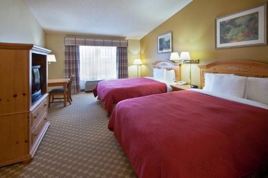 Country Inn & Suites By Carlson, Omaha West: CountryInn&Suites Omaha GuestRoomDouble