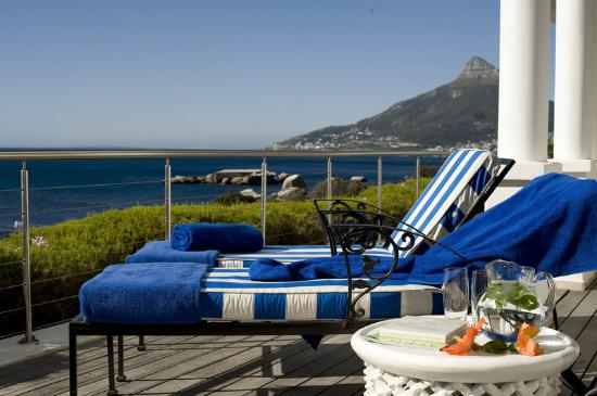 The Twelve Apostles Hotel and Spa: Room With A View