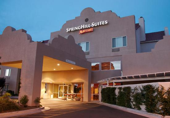 SpringHill Suites Prescott: Exterior