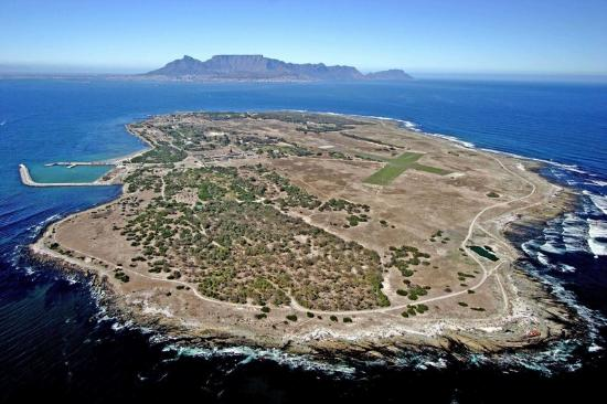 The Twelve Apostles Hotel and Spa: Robben Island Cape Town