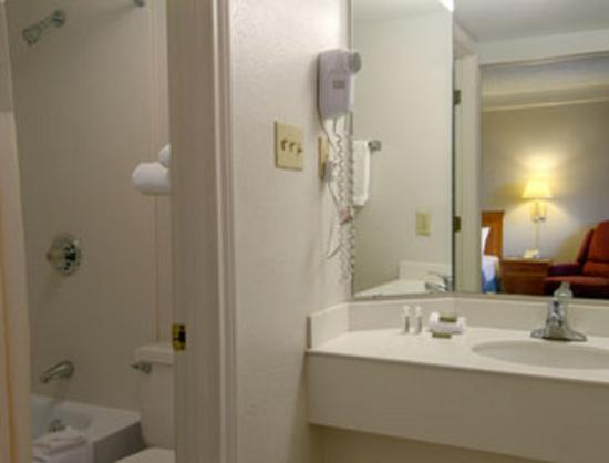 Baymont Inn Oklahoma City South: Bathroom
