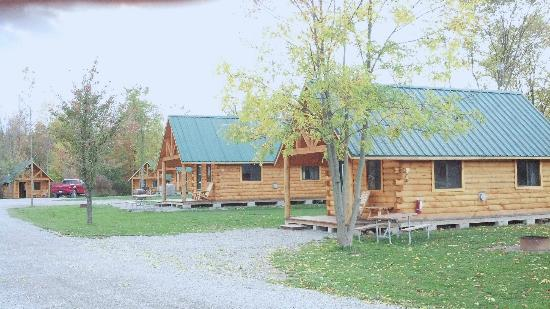 Branches of Niagara Campground &amp; Resort: our cabin