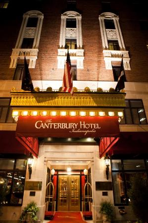 Photo of Canterbury Hotel Indianapolis