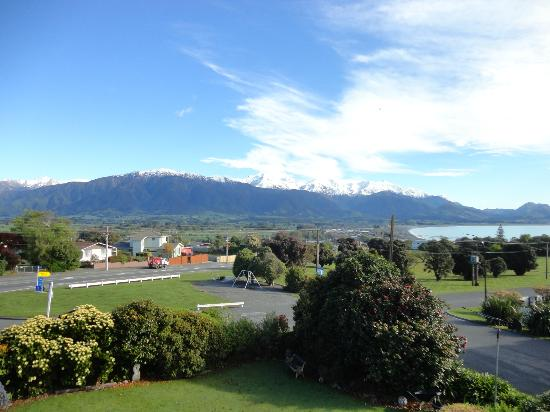 Nikau Lodge : View from our room