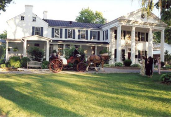 BEST WESTERN Leesburg Hotel & Conference Center: Historic Whitehall Manor