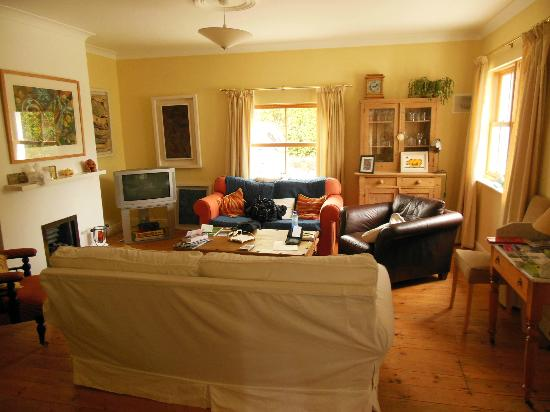 Quince Cottage: Common room