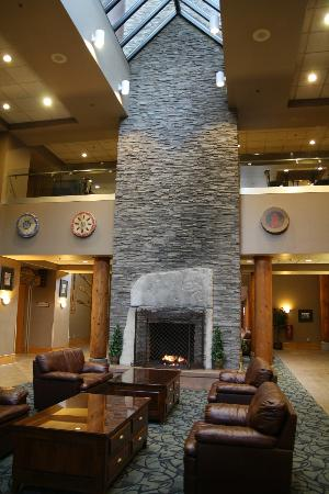 Little Creek Casino Resort: hall
