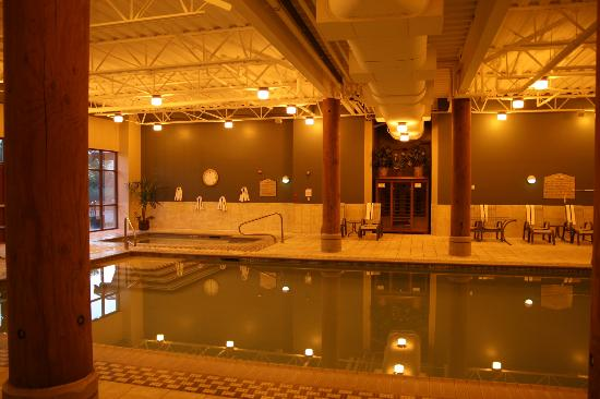 Little Creek Casino Resort: piscina