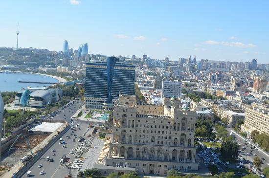 Comfy picture of jw marriott absheron baku hotel baku for Comfy hotels resorts