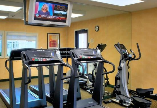 Residence Inn St. Louis Chesterfield: Fitness Center