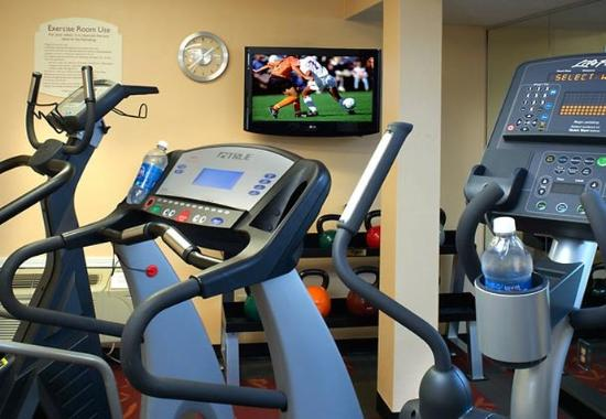 Residence Inn Chicago Lombard: Fitness Center