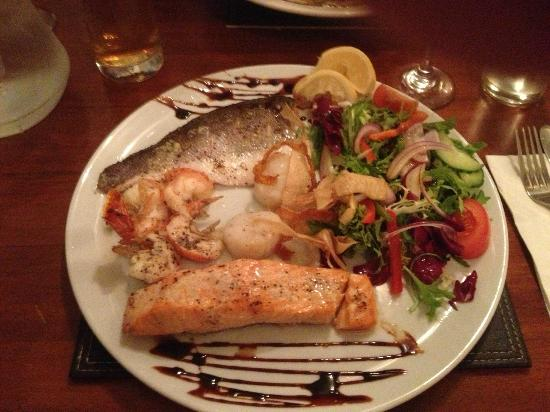 Chelmsford, UK: My Seafood
