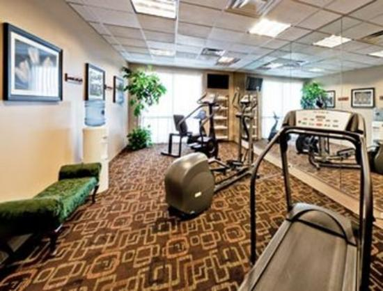 Hawthorn Suites by Wyndham Midwest City Tinker/Air Base: Fitness Center