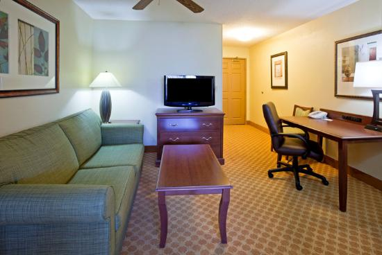 Country Inn & Suites By Carlson, Rochester: CountryInn&Suites Rochester Suite