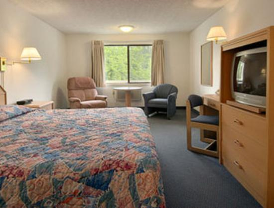 Days Inn Corvallis: Standard King Bed Room