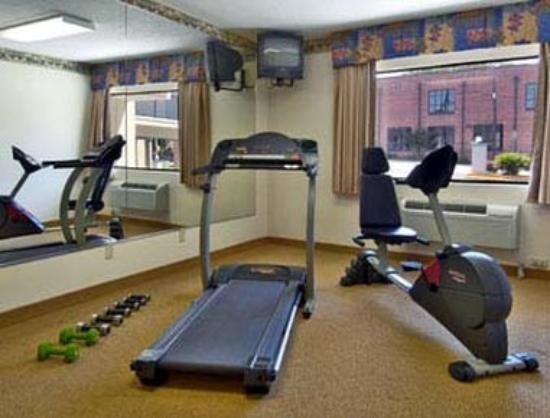 Days Inn Raleigh: Fitness Center