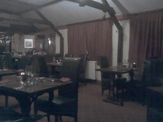 The Lamb Inn: Dinning room