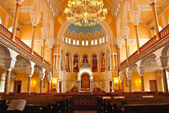 Grand Choral Synagogue St Petersburg Russia Address