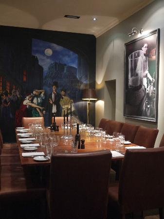 Astounding Private Dining Rooms Edinburgh Pictures - 3D house ...