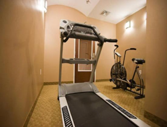 Howard Johnson Hotel Spring City: Fitness Center