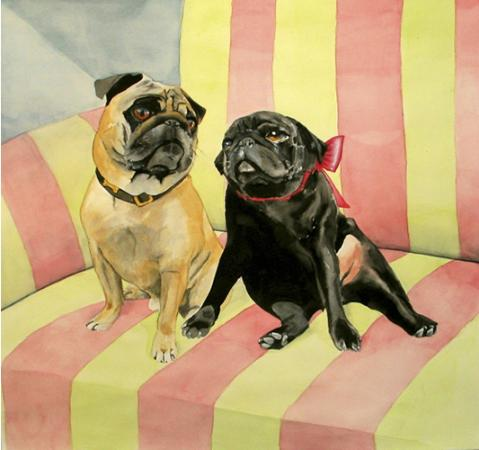 Painting Cats and Dogs