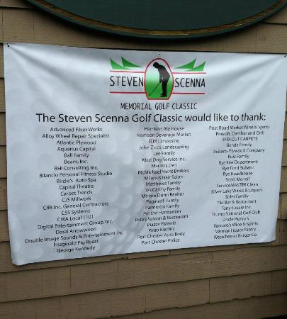 Doral Arrowwood: Steven Scenna Memorial Golf Outing