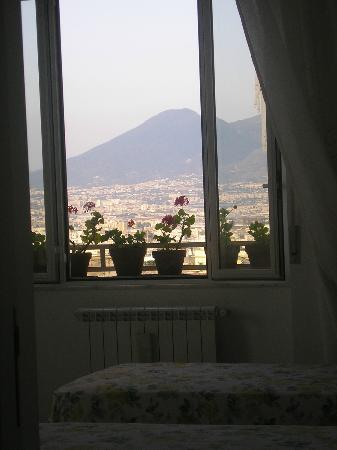 L'Agrumeto Bed & Breakfast: Camera Vesuvio
