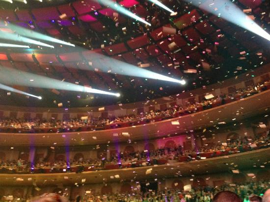 The Colosseum Glitters After Elton John Picture Of The