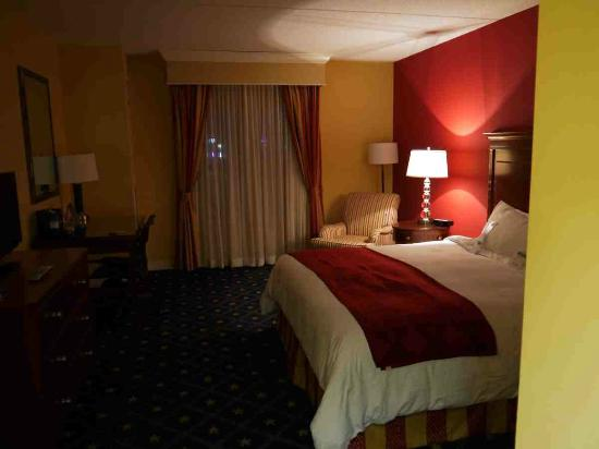 Wyndham Gettysburg: Standard room