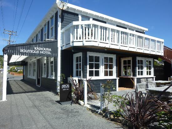 Kaikoura Boutique Hotel