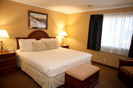Forest Suites Resort at Heavenly Village: Suite Master Bedroom