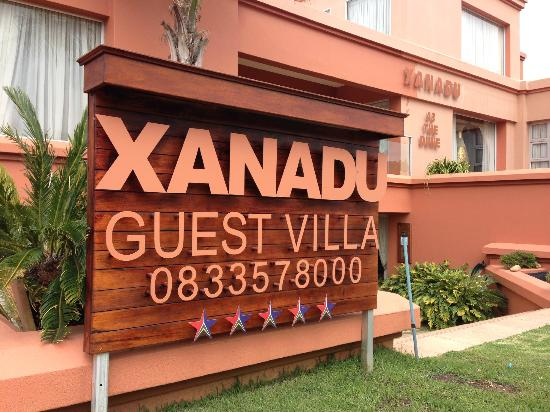 Xanadu Guest Villa