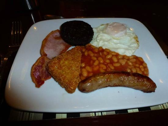 Abbey Grange Hotel: nice tasty breakfast
