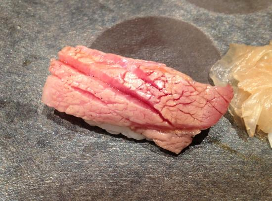 Fish liver picture of shinji by kanesaka singapore for Do fish have livers