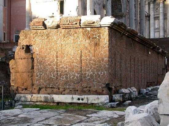 Rostra Rome Italy Address Ancient Ruin Reviews