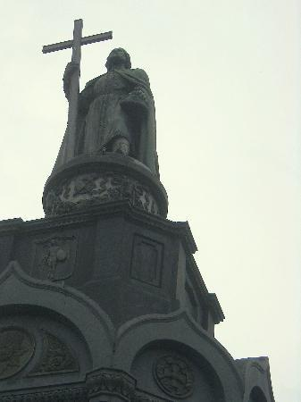 Prince Volodymyr the Great Monument