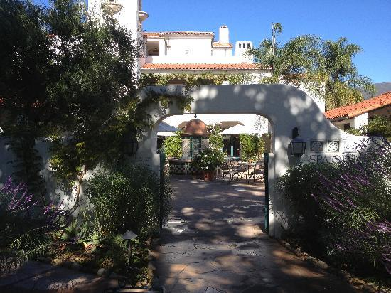 Ojai Valley Inn and Spa: Spa Complex