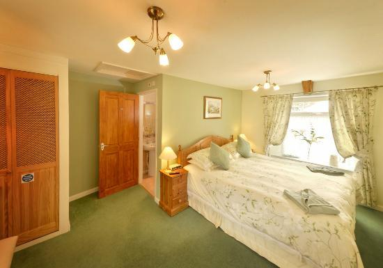 Boscastle, UK: Valency Room