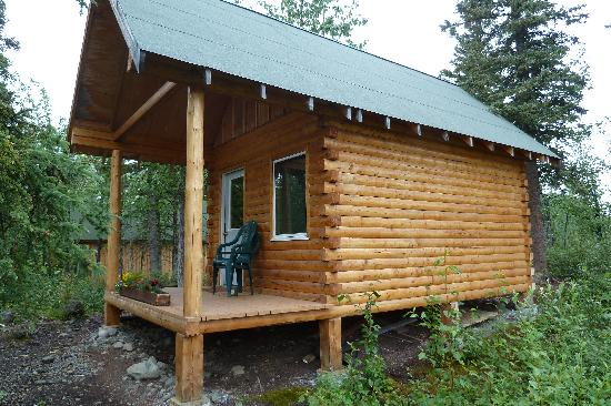 Kennicott River Lodge: Cabin #1